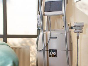 Endermologie voor het lichaam met LPG bij Huidpunt